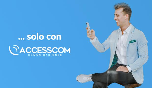 ... solo con Accesscom